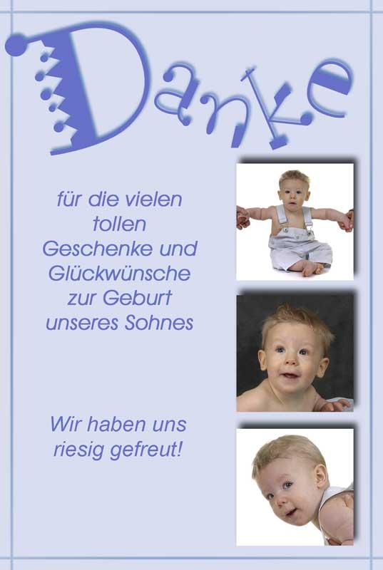 Danksagungen Fr Geburten 10 Danksagungskarten Geburt
